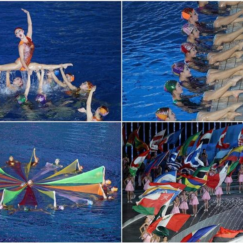 Closing Ceremony of 14th FINA World Championships