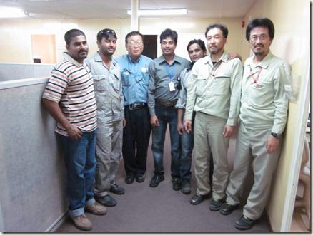 04 Replica Job at Petrorabigh 2011