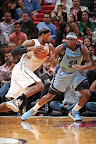 lebron james nba 130301 mia vs mem 12 LeBron Debuts Prism Xs As Miami Heat Win 13th Straight