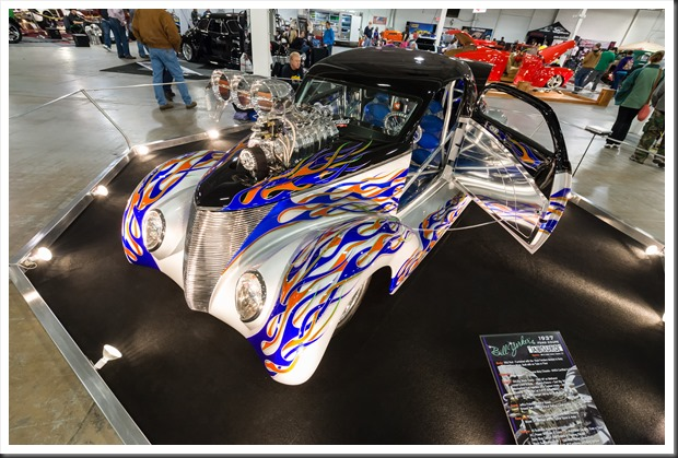 Bill Yorker's 1937 Ford Coupe Absurd