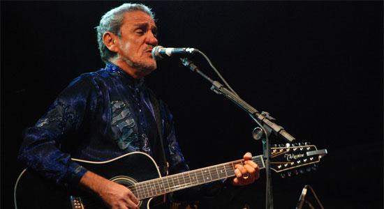 Zé Ramalho no Credicard Hall 2011