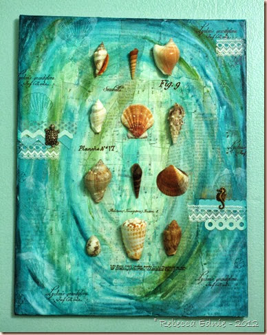 sea shell mm canvas1