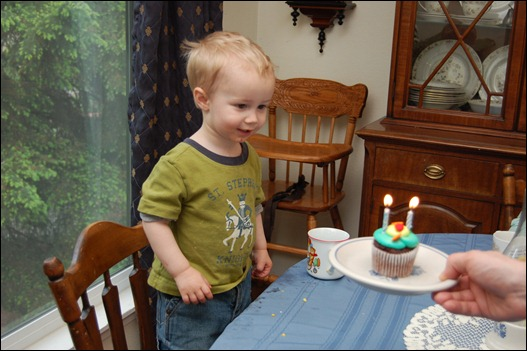 James Nameday and Birthday 2011 150
