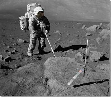 La NASA declara zonas prohibidas en la Luna