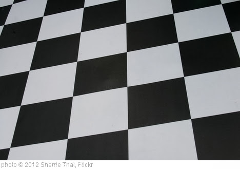 'Free Photo Download: Checkerboard Pattern' photo (c) 2012, Sherrie Thai - license: http://creativecommons.org/licenses/by/2.0/