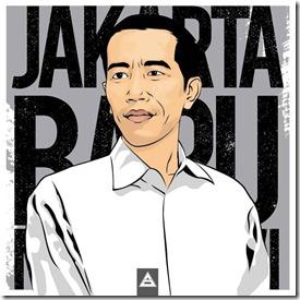 jokowi skandal pemenangannya