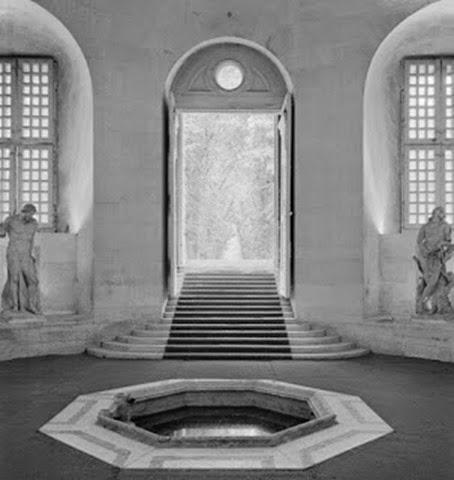 Bañera octogonal de Versalles