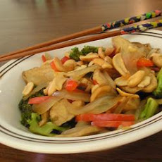 Vegetable Cashew Saute