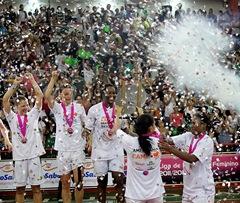 americana-basquete-jogadoras-festejam-titulo-lbf-2011-2012