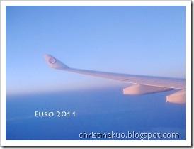 【Euro♦歐洲】過境上海, flying to Paris!