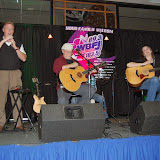 WBFJ Presents 2013 Acoustic Christmas-Cindy Johnson-Nate Franscher-Hanes Mall Food Court-WS-12-3-13