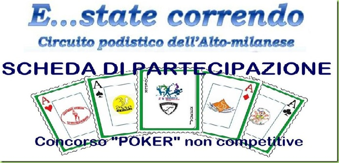 E...state correndo - POKER non competitive