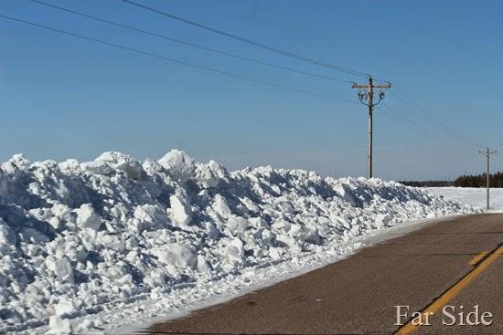 Snow bank (2)