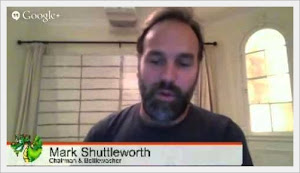 UDS 14.03 - Mark Shuttleworth