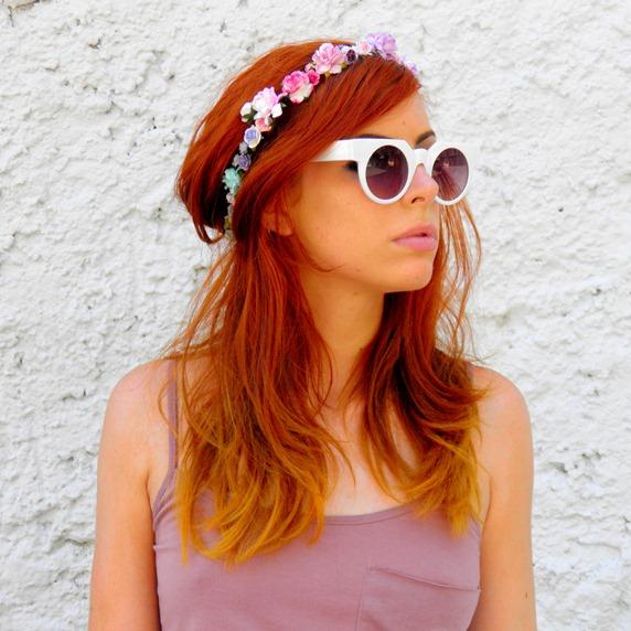 baeuxoxo floral garland