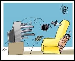CAIC Violência na TV