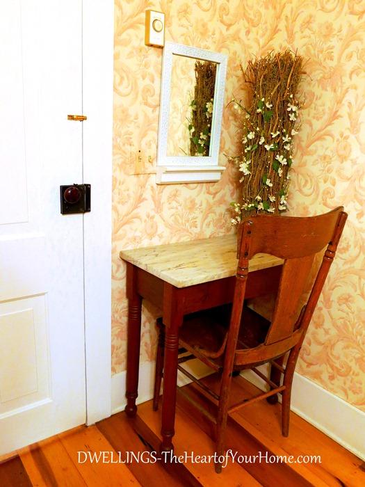 mast farm inn restroom 2