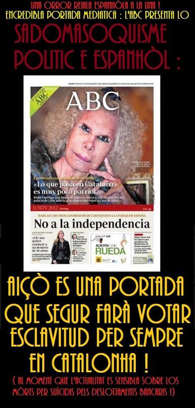 portada de l'orror espanhòla