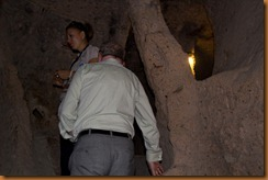 Cappadocia, Nick and Neily at buried city