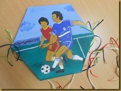 018 χαρταετός ποδόσφαιρο