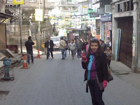 Obiective turistice India: centrul Darjeeling