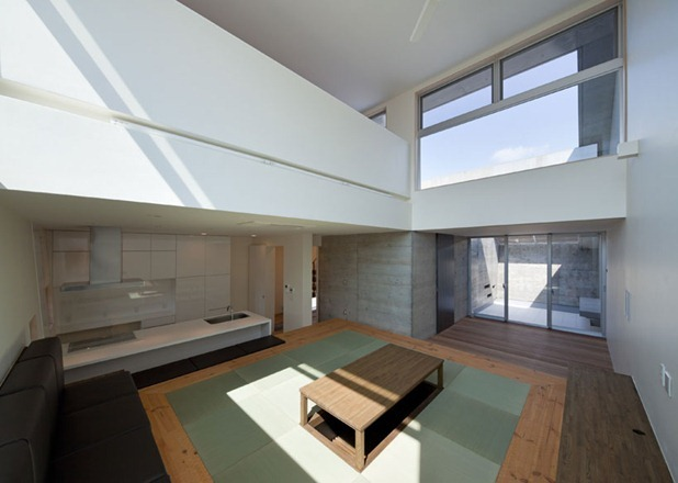 house in fuji by level architects 6