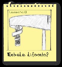 Entradas diferentes (lassoares-rct3)