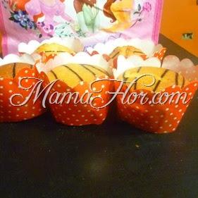 Como decorar los Cupcakes