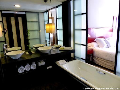 Asia gardens thai spa el mejor hotel de lujo del - Amenities en el bano ...