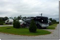 RV Resort at Carolina Crossroads site P32