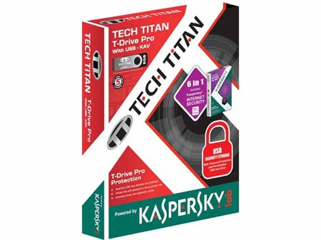 Karspesky Tech Titan T-drive Pro