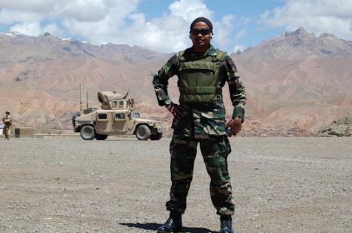 Me at Afghanistan