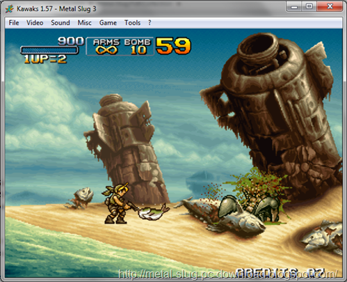 Free Download Metal Slug 3 PC Games