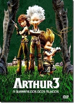 Arthur 3 A Guerra dos Dois Mundos