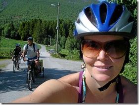Sykkeltur til Sæbø pinsa 09 026