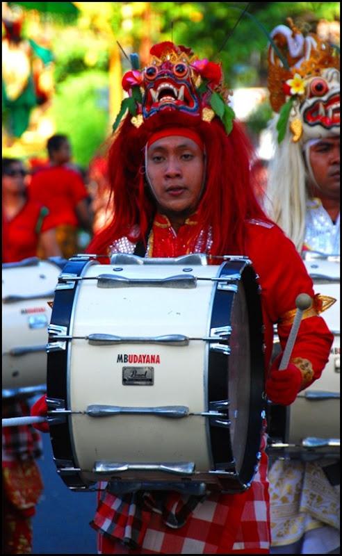 MBudayana Brass Band Denpasar Arts Festival