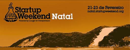 Banner Startup Weekend Natal