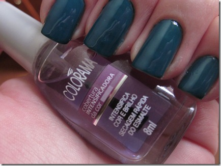 Top coat colorama