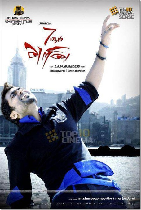 surya 7th sense stills