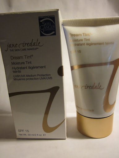 Jane Iredale Dream Tint SPF 15 Tinted Moisturizer ($36 for 2 fl oz)