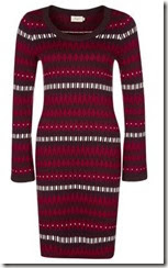 Jumperfabriken Red Jumper Dress