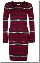 Jumperfabriken Red Jumper Dress