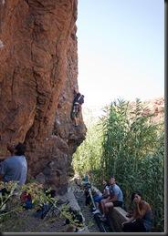 Escalada en canarias, Fataga, climb in canarias. 11