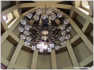 Купол Галатской башни.