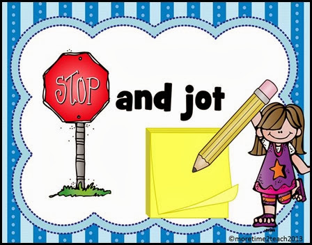 Stop and Jot Poster JPEG