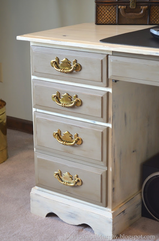 contrasting drawers