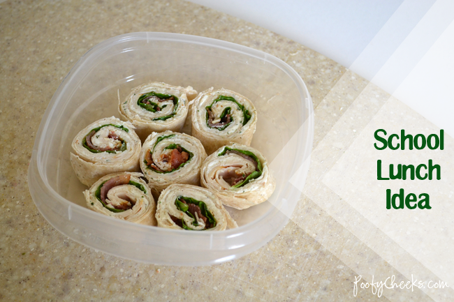 Chicken Bacon Ranch Wrap Bites by Poofy Cheeks