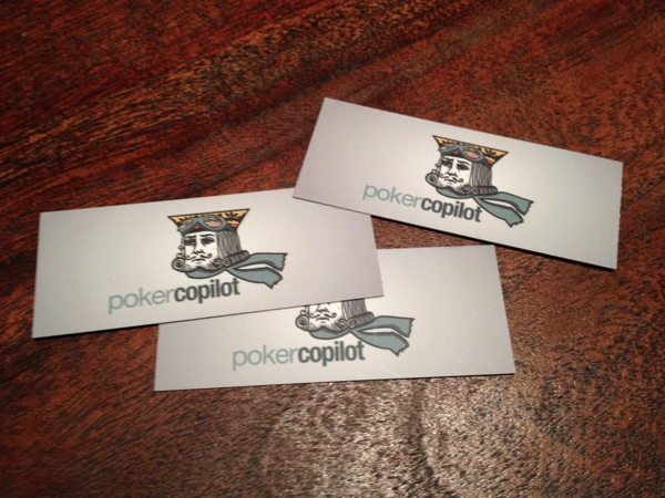 Pokercopilotbusinesscards