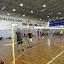 2012.12.05 - Drużynowe Mistrzostwa Miasta Zielona Góra w Badmintonie Chłopców