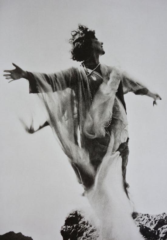 Cecil Sorel by George Hoyningen-Huene, 1930s, Allure by Diana Vreeland